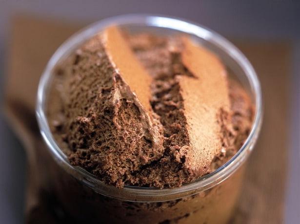 mousse chocolat Nestlé